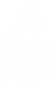 LucyMarx Logo White