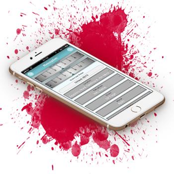 Kosmetik auf Reisen App