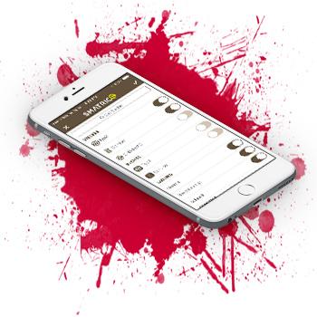 SMATRICS App